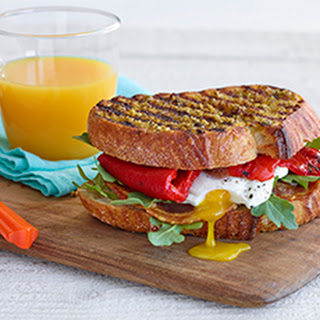 Breakfast Panini Recipe