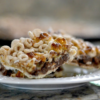 Cheerio Bars.