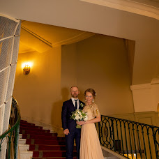 Huwelijksfotograaf Katerina Platonova (sescar). Foto van 12.07.2019