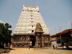 Photo: #014-Kanchipuram, le temple de Varadaraja