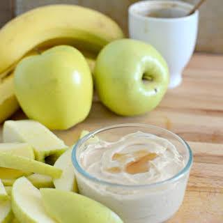 Healthy Fruit Dip.