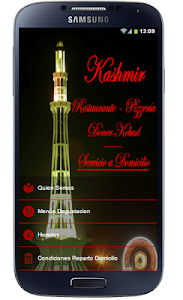 Kashmir Restaurante screenshot 0