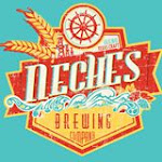Logo of Neches Brewing Company Rainbow Wheat
