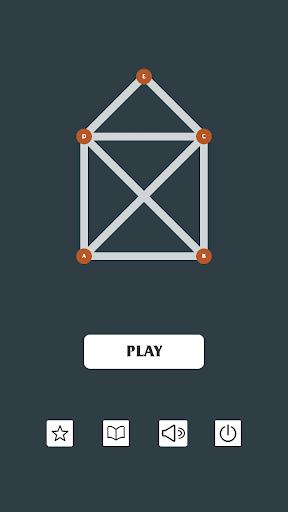 1Line - single-line puzzle game 1.4 screenshots 1