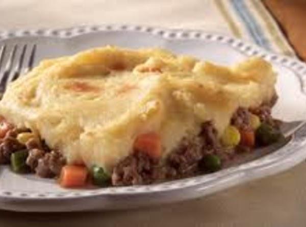 Denise's Delicious Shepherd's Pie Recipe
