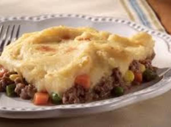 Denise's Delicious Shepherd's Pie