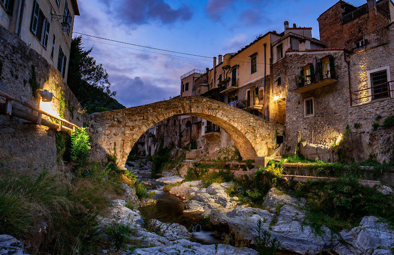 Zuccarello, antico borgo nel Savonese di BeatriceCapone69