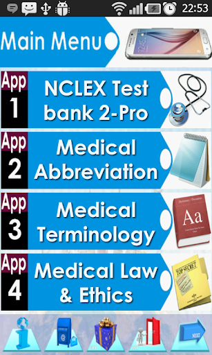 NCLEX Nursing StudyNote Quiz