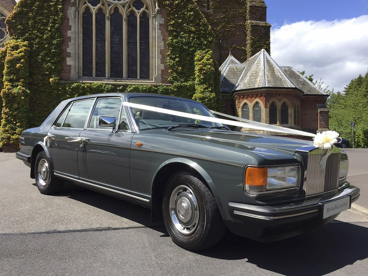 Rolls Royce Silver Shadow Ll Hire Frimley