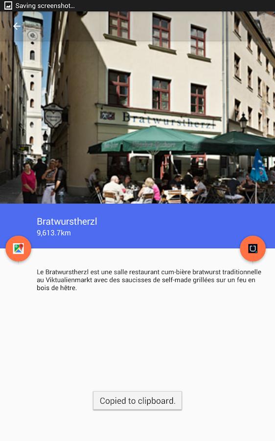 Munich beer halls et jardins android apps on google play for Jardin google translate