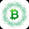 Star BTC - Start Bitcoin Cloud Mining icon