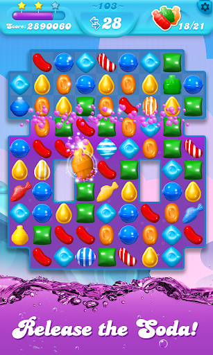 Candy Crush Soda Saga  screenshots 2