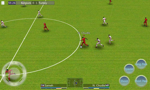 World Soccer League  gameplay | by HackJr.Pw 4