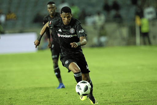 Vincent Pule of Orlando Pirates has endeared himself to the hearts of the Bucs supporters.