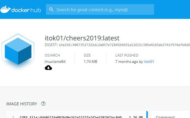 Dockerfile Downloader