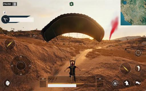Firing Squad Free Fire : Survival Battlegrounds 3D 4.1 screenshots 7