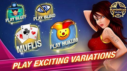 Teen Patti Online: 3 Patti Indian Poker Superstar  screenshots EasyGameCheats.pro 3