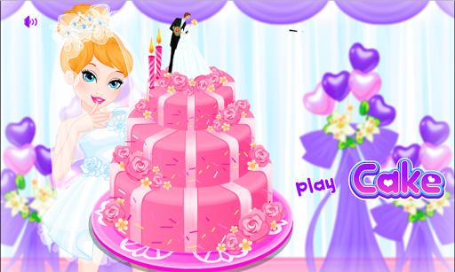 Wedding Cake Game