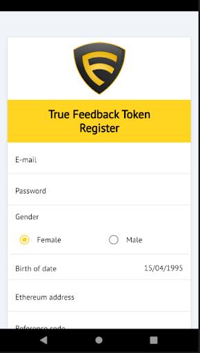 Truefeedback Bounty & Survey App ss2