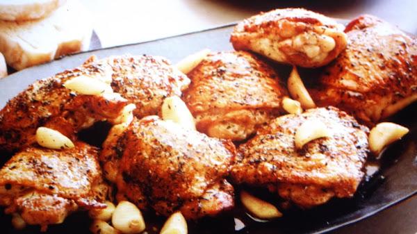 Spicy Ginger Garlic Chicken Recipe