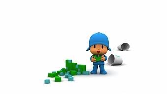 Pocoyo and His Amazing Toys