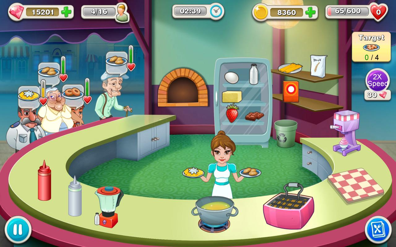 Kitchen Story Cooking Game Android Apps On Google Play