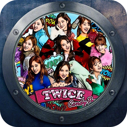TWICE Pictures Tiles Puzzle Kpop Game 💕