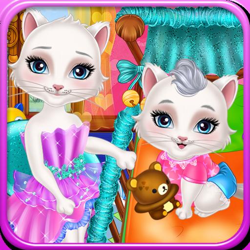 猫は出産のゲームを提供します 休閒 App LOGO-APP試玩