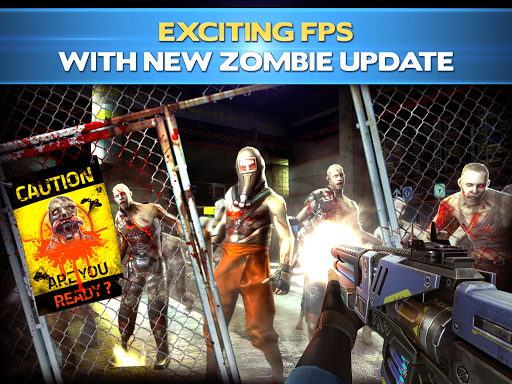 Strike Back: Elite Force - FPS 1.41 screenshots 1