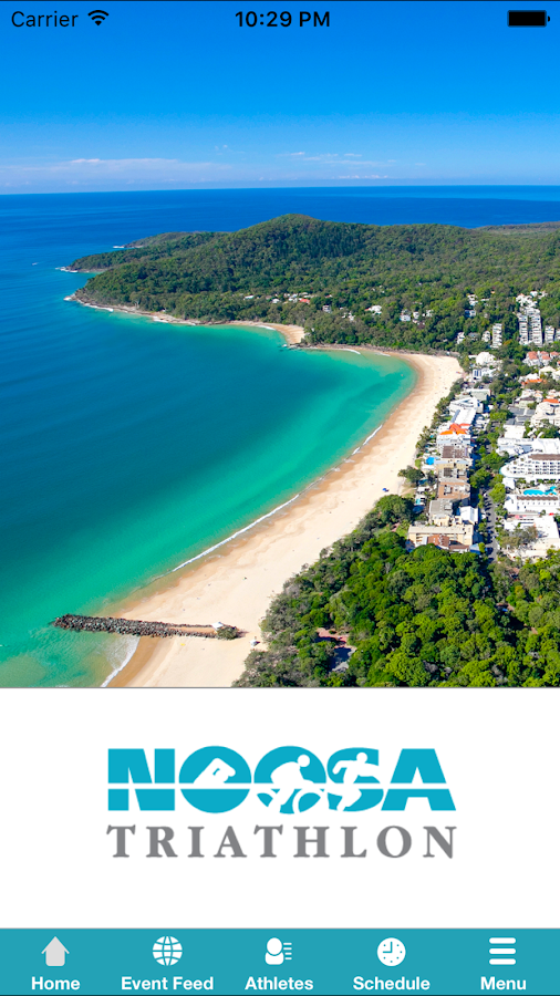 Noosa Triathlon- screenshot
