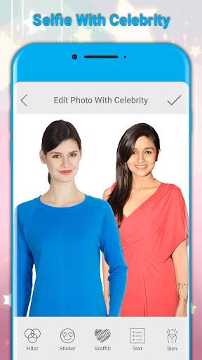 Celebrity Photo and Me...!!!! 1.2 screenshots 6