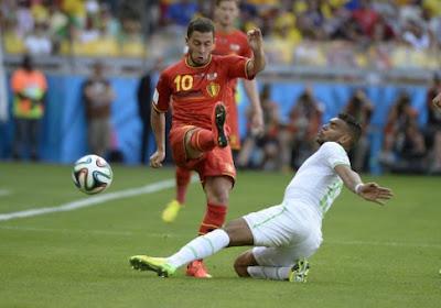 """Eden Hazard: """" On n'a pas paniqué et ça a payé """""""