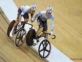 Nouvelle médaille d'or belge obtenue sur piste !