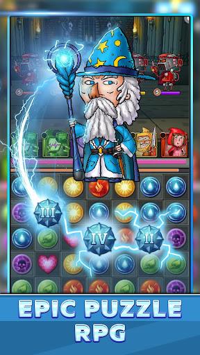 Puzzleland: Match-3 RPG  code Triche 2