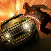 Zombie Escape-The Driving Dead battlegrounds