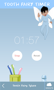 Tooth Fairy Timer- screenshot thumbnail
