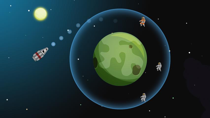 android The Planetarian Screenshot 2