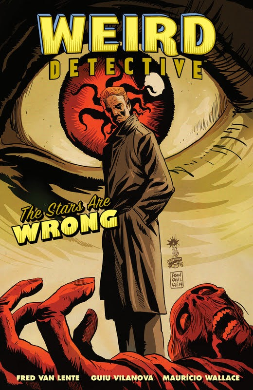 Weird Detective: The Stars are wrong (2017)