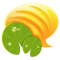 LilyPad Floating Chat icon