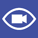 Security camera for smartphones, Lexis Cam icon