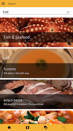 Italian Food Decoder screenshot 4