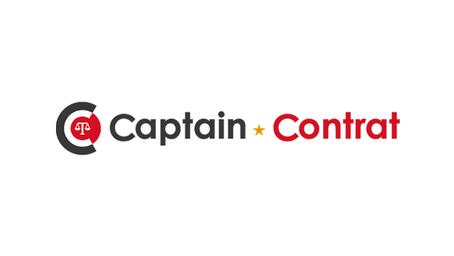 captaincontrat logiciel juridique saas france
