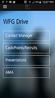 Screenshot of WFG Drive