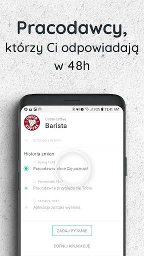 Kiwi Jobs - praca w 48h w Warszawie 1.43 screenshots 6