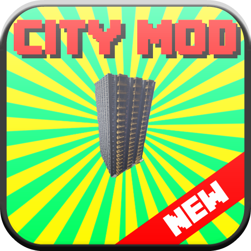 New City Mod For MCPE