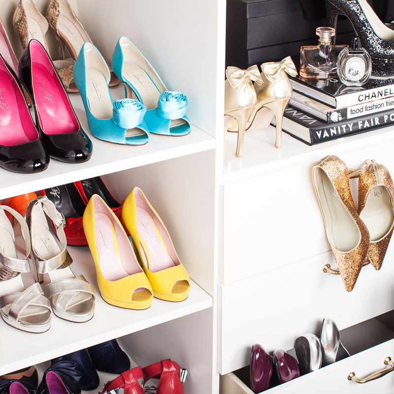 16 signs you're a shoeoholic