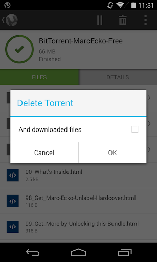 µTorrent® Pro - Torrent App screenshot 7
