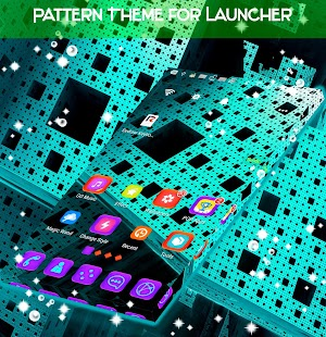 Pattern Theme for Launcher - náhled