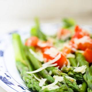 My Favorite Asparagus Vinaigrette