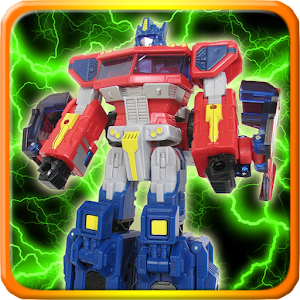 Toy Optimus Prime Puzzle Games for PC and MAC